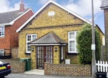 Thumbnail 2 bed semi-detached house to rent in Juniper House, Lower Road, Redhill, Surrey
