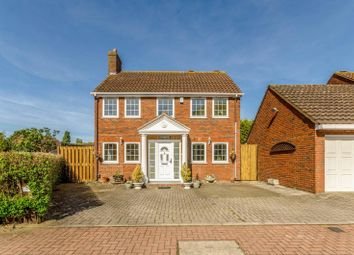 Thumbnail 5 bedroom detached house for sale in Waverley Gardens, Beckton, London