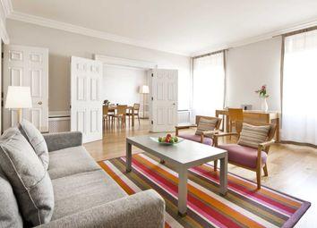 Thumbnail 3 bed flat to rent in Hertford Street, London