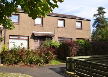Thumbnail 3 bed terraced house for sale in Craigside Court, Cumbernauld, Glasgow