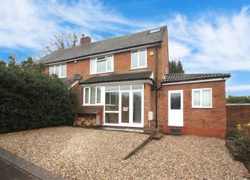 Thumbnail 4 bed semi-detached house for sale in Marsh Lane, Hampton-In-Arden, Solihull