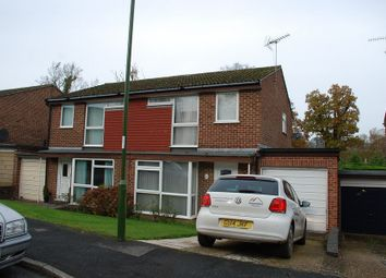 Thumbnail 3 bed semi-detached house to rent in Manaton Close, Haywards Heath