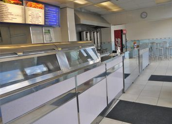 Thumbnail Leisure/hospitality for sale in Fish & Chips DE11, Newhall, Derbyshire