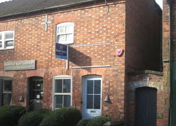 Thumbnail 1 bed flat to rent in Stafford Street, Eccleshall, Stafford
