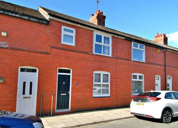 Thumbnail 2 bed terraced house for sale in Newton Road, Hoylake, Wirral