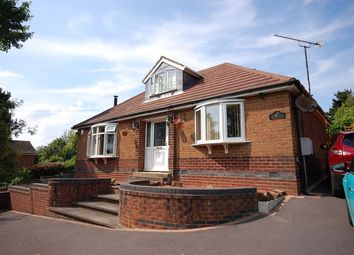 Thumbnail 3 bed detached house for sale in Church Lane, Horsley Woodhouse, Ilkeston