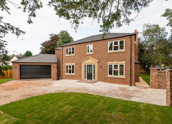 Thumbnail 5 bedroom detached house for sale in Rickerscote Road, Stafford