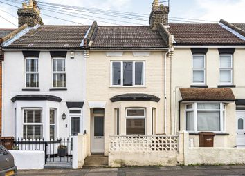 3 bed terraced house for sale in Tennyson Road, Gillingham ME7