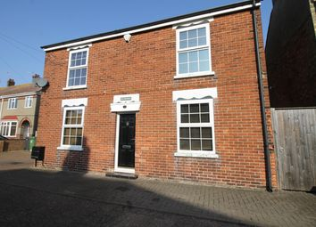 Thumbnail 3 bedroom detached house for sale in St. Julian Road, Caister-On-Sea, Great Yarmouth