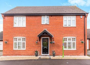 Thumbnail 4 bed detached house for sale in Tooth Street, Woodville, Swadlincote