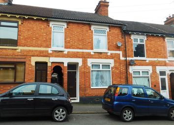 Thumbnail 3 bedroom terraced house for sale in Russell Street, Kettering