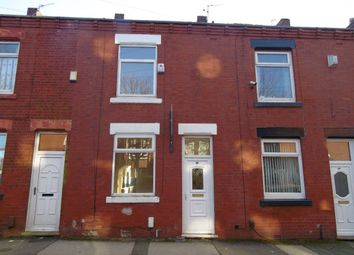 Thumbnail 2 bed terraced house for sale in Radclyffe Street, Chadderton, Oldham