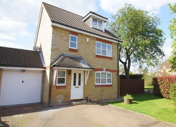 Thumbnail 4 bedroom link-detached house for sale in Powell Avenue, Dartford