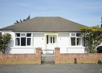 Thumbnail 2 bed detached bungalow to rent in Ayebridges Avenue, Egham, Surrey