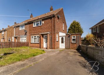 Thumbnail 2 bed semi-detached house for sale in Olive Grove, Forest Town, Mansfield