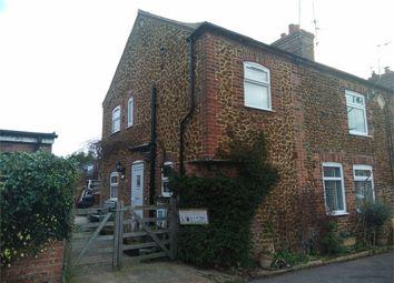 Thumbnail 4 bed end terrace house for sale in Park Lane, Snettisham, King's Lynn, Norfolk