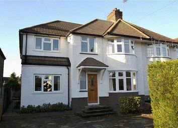 Thumbnail 5 bed property for sale in Walsingham Gardens, Epsom