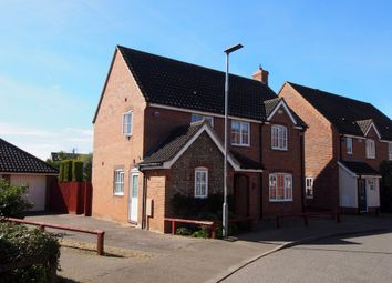 Thumbnail 4 bedroom detached house for sale in Wood Avens Way, Wymondham