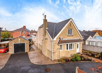 Thumbnail 4 bed detached house for sale in Ings Crescent, Guiseley, Leeds