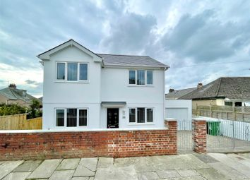 Thumbnail 3 bed detached house for sale in Beaconfield Road, Plymouth