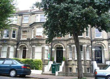 Thumbnail 1 bedroom flat to rent in Rectory Close, Glebe Villas, Hove