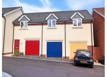 Thumbnail 2 bedroom property for sale in Clapham Close, Swindon