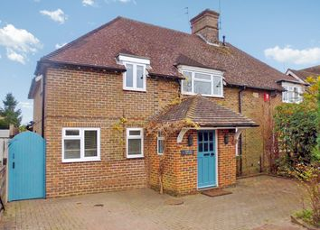 Thumbnail 4 bed semi-detached house to rent in Ardingly Road, Cuckfield, Haywards Heath