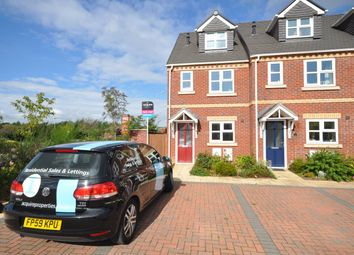 Thumbnail 3 bed semi-detached house to rent in Park View, Stretton, Burton-Upon-Trent