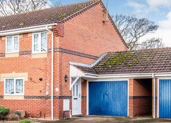 Thumbnail 2 bedroom end terrace house for sale in Morgans Way, Hevingham, Norwich