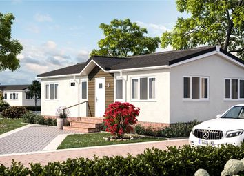 Thumbnail 2 bed mobile/park home for sale in Plot 54 Barton Broads Park, Maltkiln Road, Barton-Upon-Humber, North Lincolnshire