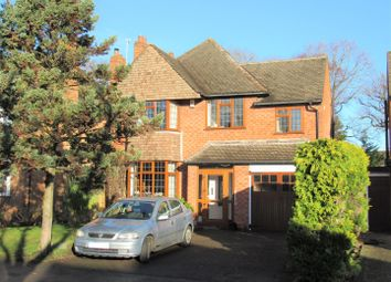 4 bed detached house for sale in Grosvenor Road, Shirley, Solihull B91