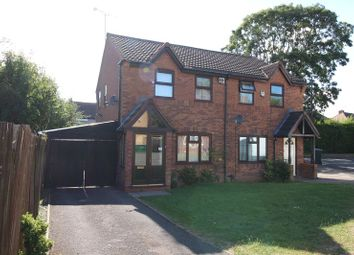 Thumbnail 3 bed semi-detached house for sale in Orpington Drive, Coventry