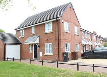 Thumbnail 3 bed end terrace house for sale in Dunton Road, Kingshurst, Birmingham