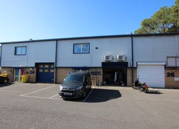 Thumbnail Warehouse to let in Unit 25 Glenmore Business Park, Poole