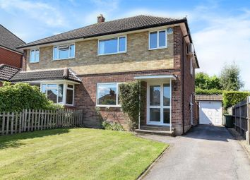 Thumbnail 3 bed semi-detached house to rent in Stoke Cottages, Cobham Road, Fetcham, Leatherhead