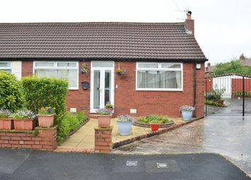 Thumbnail 2 bed semi-detached bungalow for sale in Lyndhurst Avenue, Chadderton, Oldham