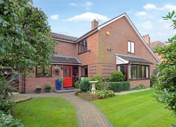Thumbnail 4 bed detached house for sale in Oakley St, Belle Vue, Shrewsbury