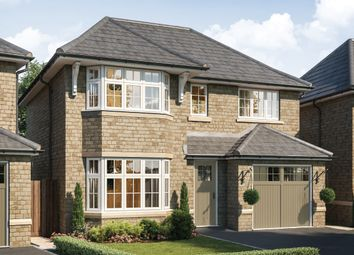 Thumbnail 4 bed detached house for sale in Wakefield Road, Scissett, Huddersfield