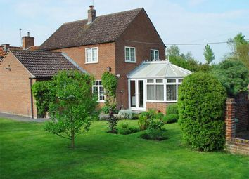 Thumbnail 3 bed detached house for sale in Fen Road, Dunsby Drove, Bourne, Lincolnshire