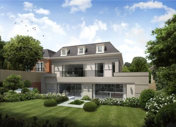 Thumbnail 5 bed detached house for sale in Greenwood Park, Coombe Hill Road