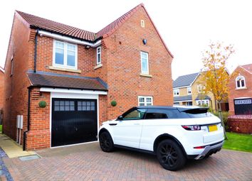 Thumbnail 4 bed detached house for sale in Cambridge Mews, Wath-Upon-Dearne, Rotherham