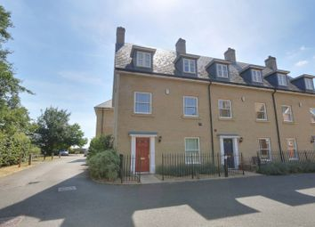 Thumbnail 4 bed terraced house for sale in Douglas Court, Ely