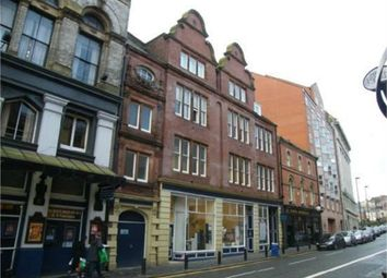 Thumbnail 3 bed flat for sale in Westgate Road, Newcastle Upon Tyne, Tyne And Wear