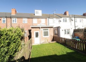 Thumbnail 3 bed terraced house to rent in Selborne Street, Eastwood, Rotherham, South Yorkshire