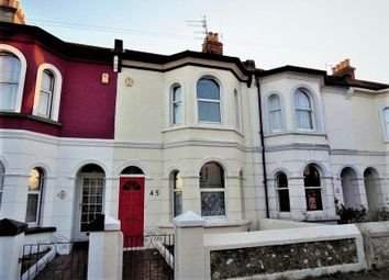 Thumbnail 3 bedroom terraced house for sale in Queen Street, Broadwater, Worthing