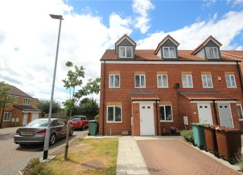 3 bed town house for sale in Buttercup Court, South Kirkby WF9