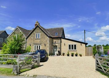 Thumbnail 4 bed semi-detached house for sale in Sunny Terrace, Blacklands Hamlet, Calne