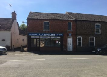 Thumbnail Commercial property for sale in High Street, Helpringham, Sleaford