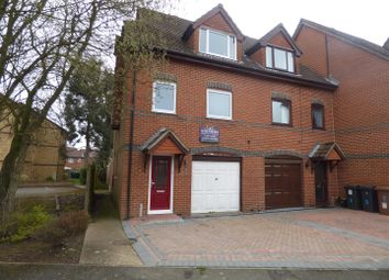 Thumbnail 3 bed terraced house for sale in Longacre Road, Singleton, Ashford