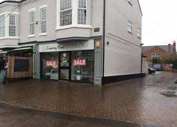 Thumbnail Retail premises to let in 2 Gordon Road, West Bridgford, Nottingham